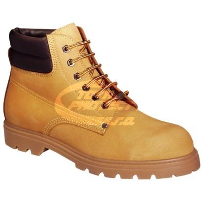 bc503792300 Pracovní obuv Farmářka přírodní