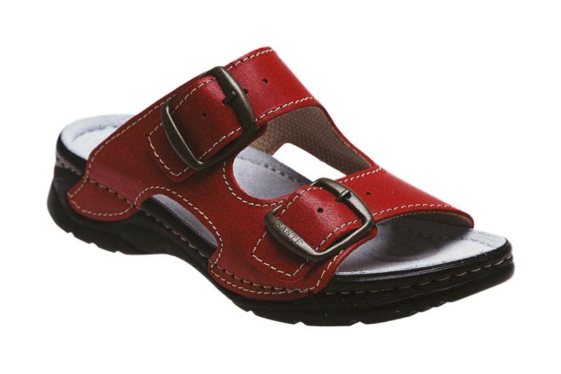 8308b6b5064 DOPRODEJ! Zdravotní pantofle D 10 C31 CP