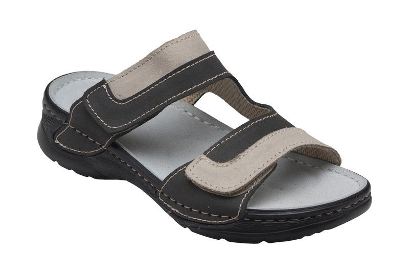 30febf3447d Zdravotní pantofle D 12 60 S12 SP