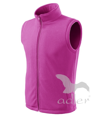 Unisex Fleece Vesta NEXT, fuchsia red